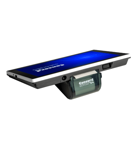 Mobile POS MP-10, Formato posterior